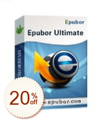 Epubor Ultimate Converter Discount Coupon