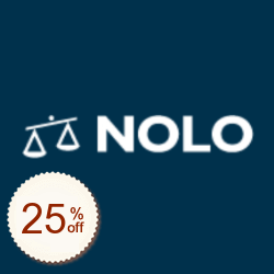 Nolo Discount Coupon