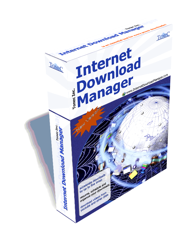 Internet Download Manager (IDM) Boxshot