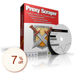 GSA Proxy Scraper Discount Coupon
