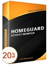 HomeGuard Activity Monitor Discount Coupon