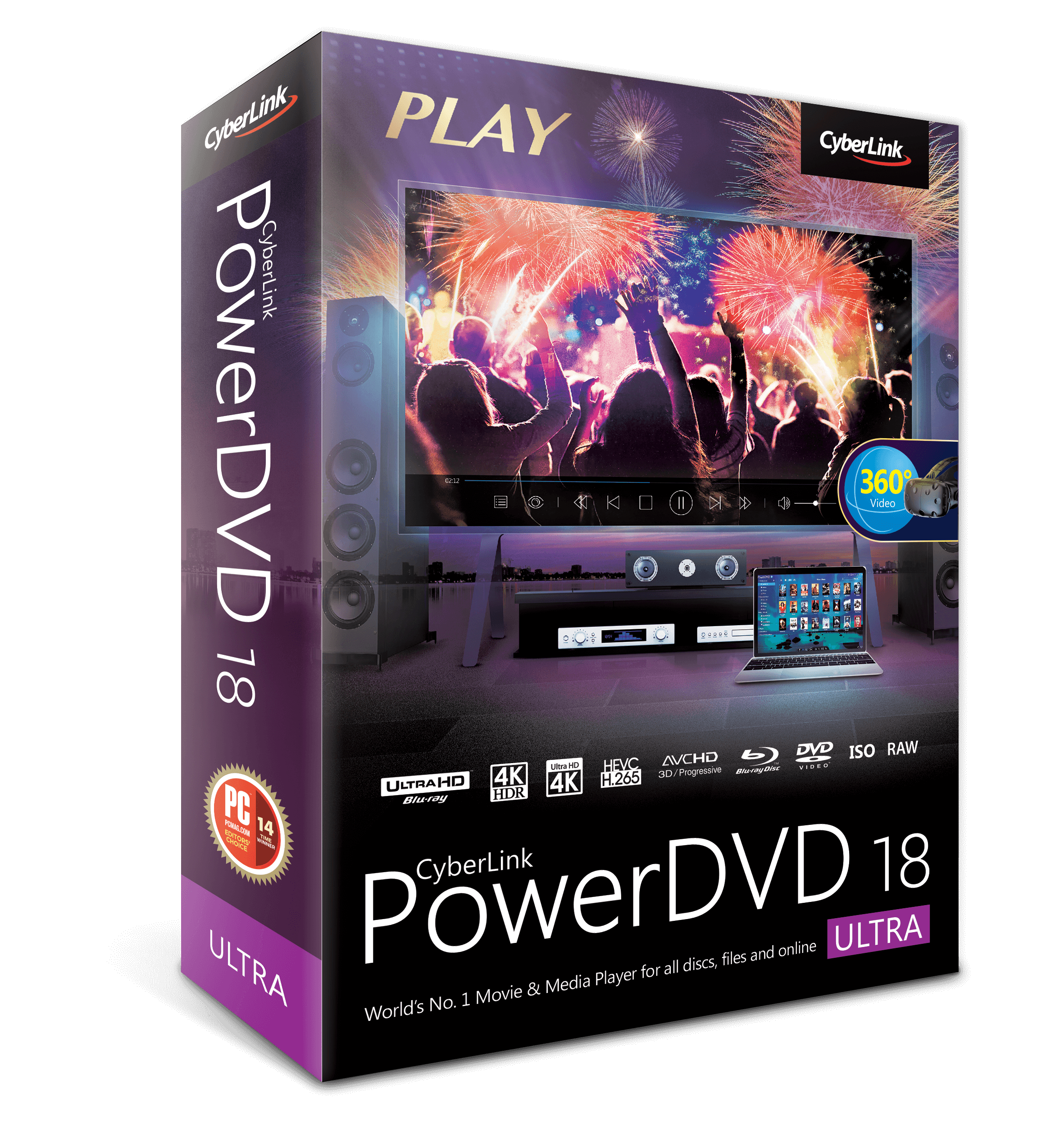 CyberLink PowerDVD OFF