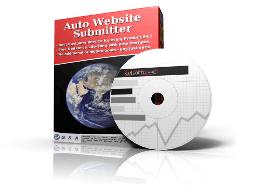 GSA Auto Website Submitter OFF