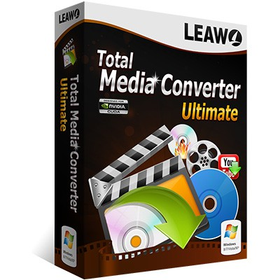 Leawo Total Media Converter Ultimate OFF