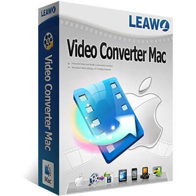 Leawo Video Converter for Mac Shopping & Trial