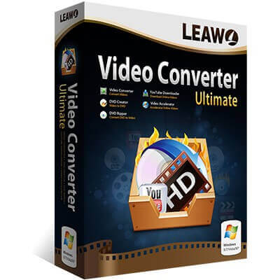 Leawo Video Converter Ultimate Discount Coupon