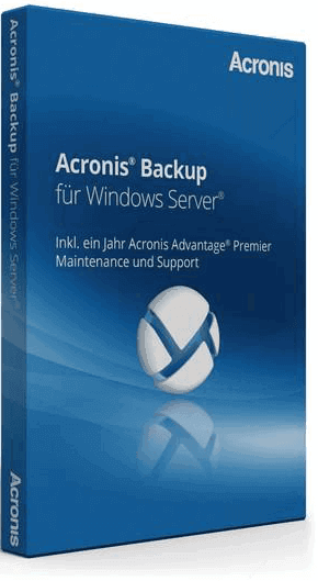 Acronis Backup for Windows Server Shopping & Trial