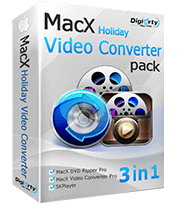 MacX Holiday Video Converter Pack