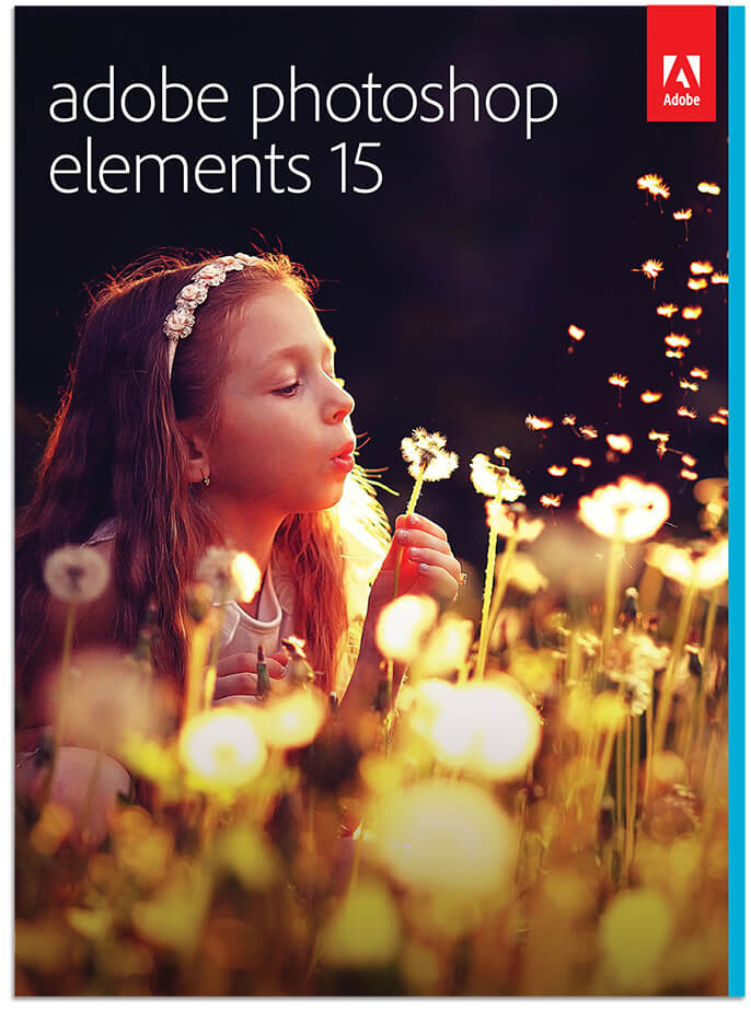 Adobe Photoshop Elements Boxshot