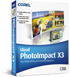Corel PhotoImpact Boxshot
