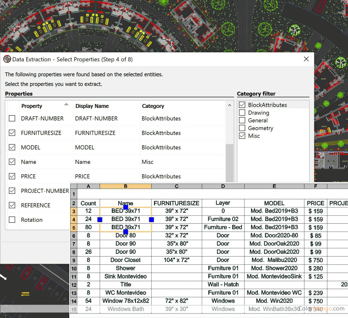 CorelCAD Screenshot