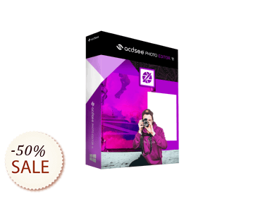 ACDSee Photo Editor Discount Coupon
