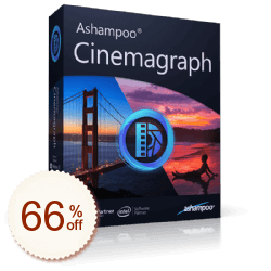 Ashampoo Cinemagraph Discount Coupon