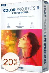 COLOR projects Discount Coupon