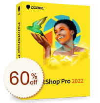 Corel PaintShop Pro Discount Coupon
