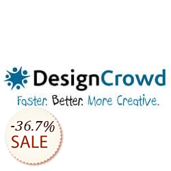 DesignCrowd Logo Design Shopping & Review