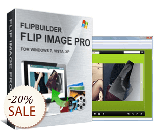Flip Image Discount Coupon