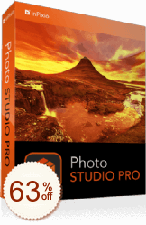 InPixio Photo Studio Discount Coupon