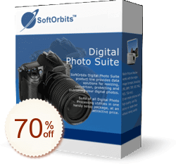 SoftOrbits Digital Photo Suite Discount Coupon