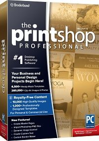 The Print Shop Professional Discount Coupon