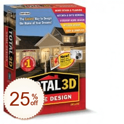 Total 3D Home Design Deluxe Shopping & Trial