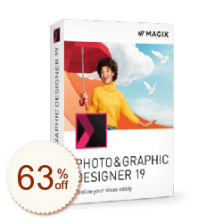 Xara Photo & Graphic Designer OFF