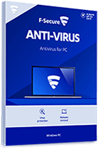 F-Secure Anti-Virus Boxshot