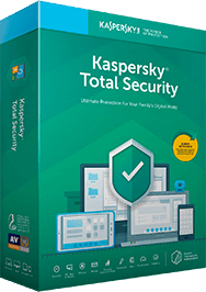 Kaspersky Total Security Boxshot