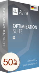 Avira Optimization Suite Boxshot