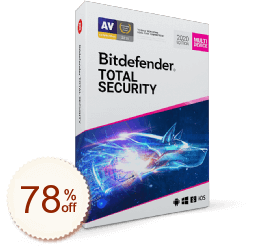 BitDefender Total Security OFF