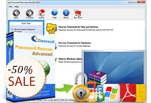 Daossoft Password Rescuer Discount Coupon