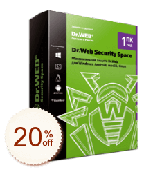 Dr.Web Security Space Discount Coupon