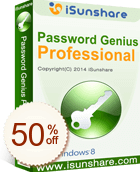 iSunshare Password Genius Discount Coupon