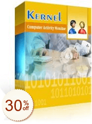 Kernel Computer Activity Monitor Discount Coupon