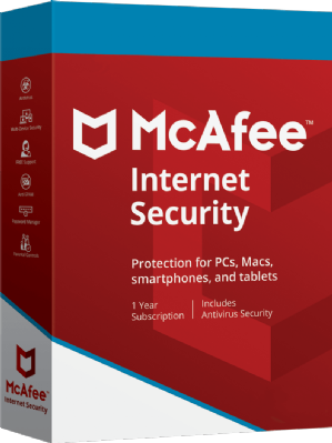 McAfee Internet Security Discount Coupon