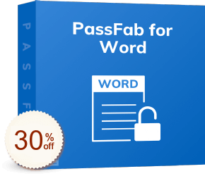 PassFab for Word Discount Coupon