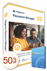 Steganos Password Manager Discount Coupon