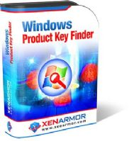 XenArmor Windows Product Key Finder Boxshot