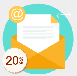 DiskInternals Mail Recovery Discount Coupon