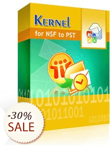 Kernel for Lotus Notes to Outlook Discount Coupon