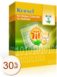Kernel for Notes Calendar to Outlook OFF