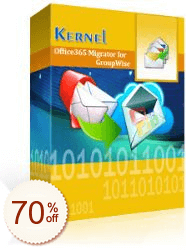 Kernel Office 365 Migrator for GroupWise Discount Coupon
