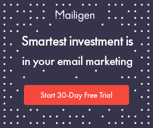 Mailigen Discount Coupon