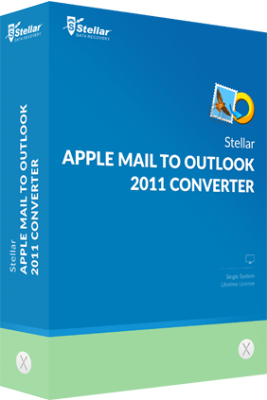 Stellar Apple Mail to Outlook 2011 Converter Discount Coupon