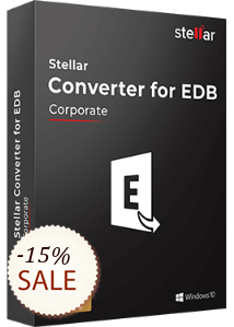 Stellar Converter for EDB Corporate Discount Coupon