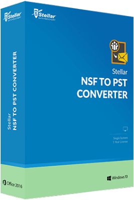 Stellar NSF to PST Converter Discount Coupon