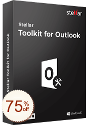 Stellar Toolkit for Outlook Discount Coupon