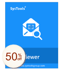 SysTools EML Viewer Discount Coupon