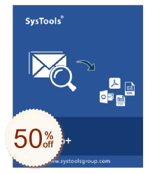 SysTools MailPro+ Discount Coupon
