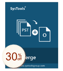 SysTools PST Merge Discount Coupon